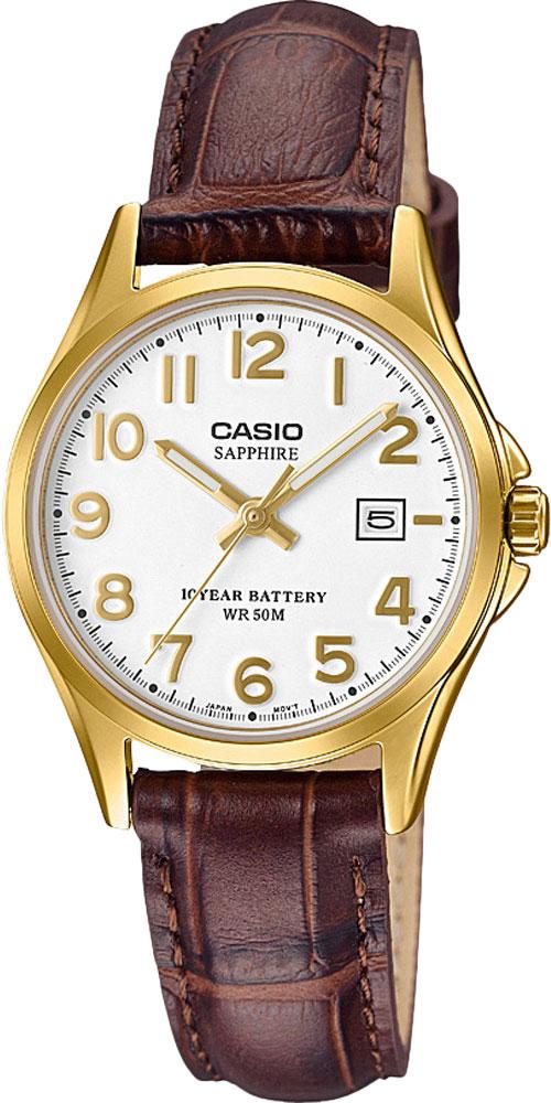 Женские часы Casio LTS-100GL-7AVEF g098 100gl 98