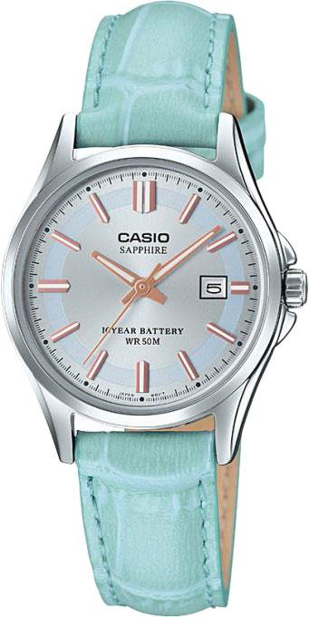 Женские часы Casio LTS-100L-2AVEF
