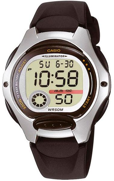 Женские часы Casio LW-200-1A цена