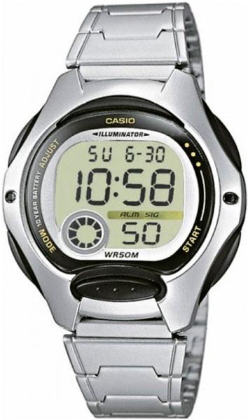 Женские часы Casio LW-200D-1A