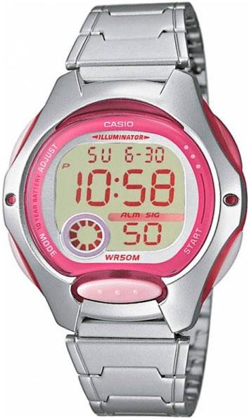 Женские часы Casio LW-200D-4A