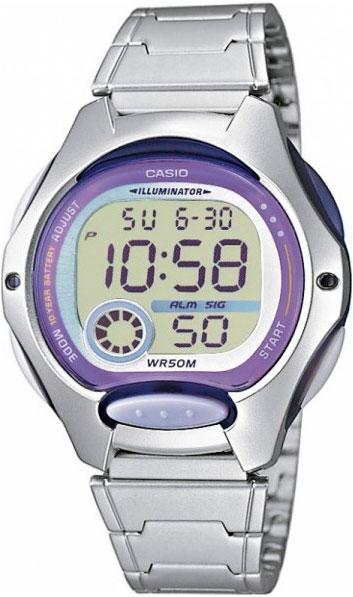 Женские часы Casio LW-200D-6A casio lw 200d 6a