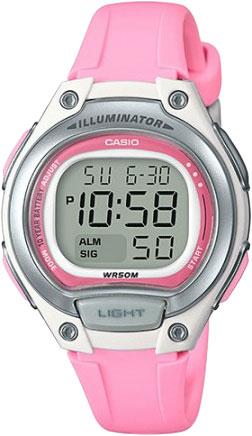 Женские часы Casio LW-203-4A