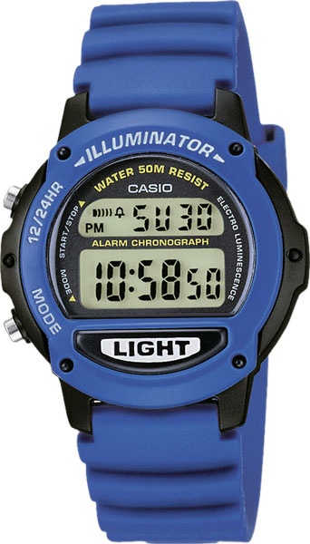 Женские часы Casio LW-22H-2A