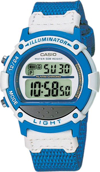 Женские часы Casio LW-23HB-2A