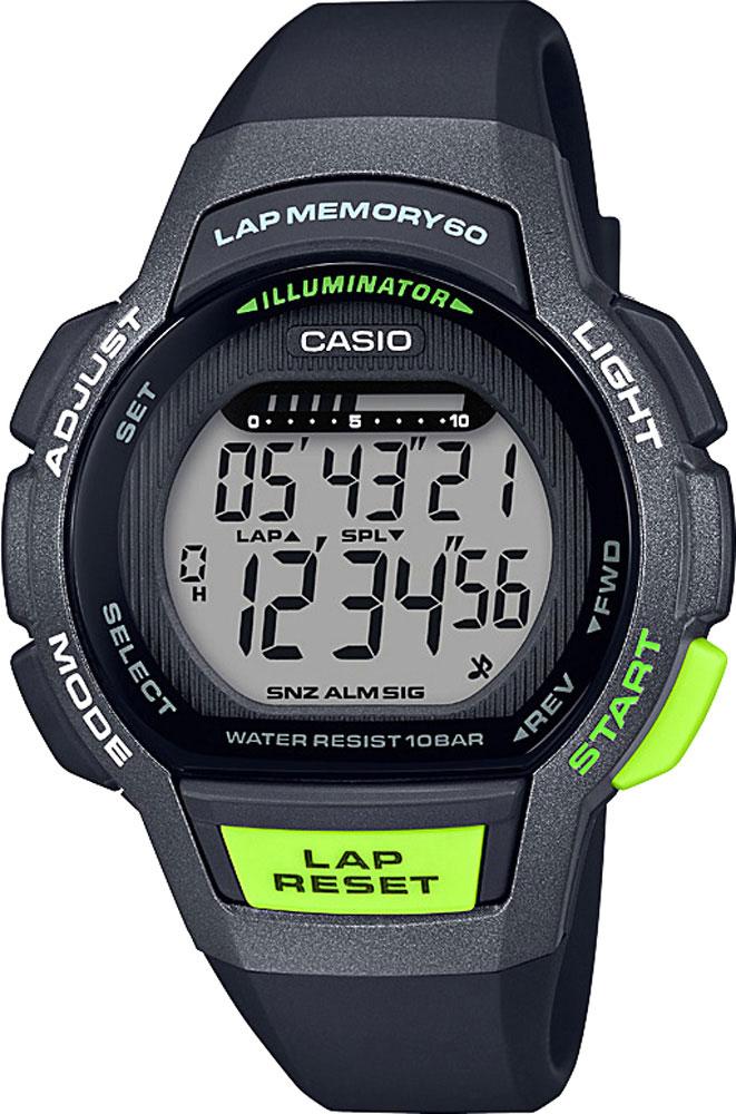 Женские часы Casio LWS-1000H-1AVEF