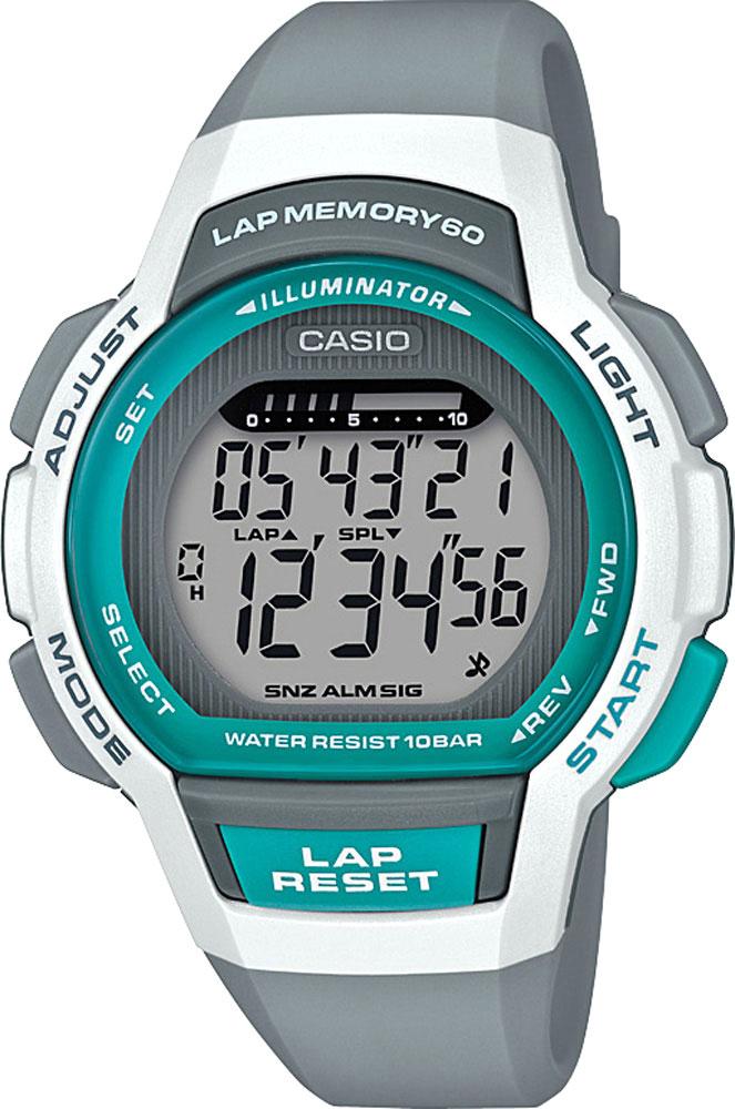 Женские часы Casio LWS-1000H-8AVEF
