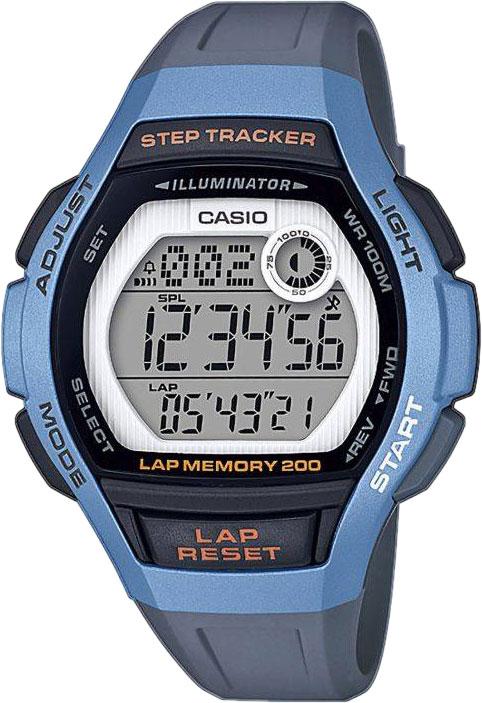 Женские часы Casio LWS-2000H-2AVEF все цены