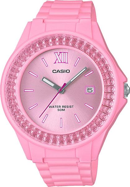 Женские часы Casio LX-500H-4E2 casio lx 500h 1e