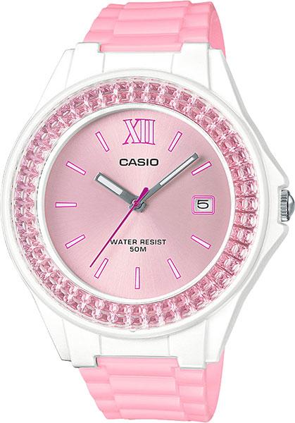 Женские часы Casio LX-500H-4E5 casio lx 500h 1e