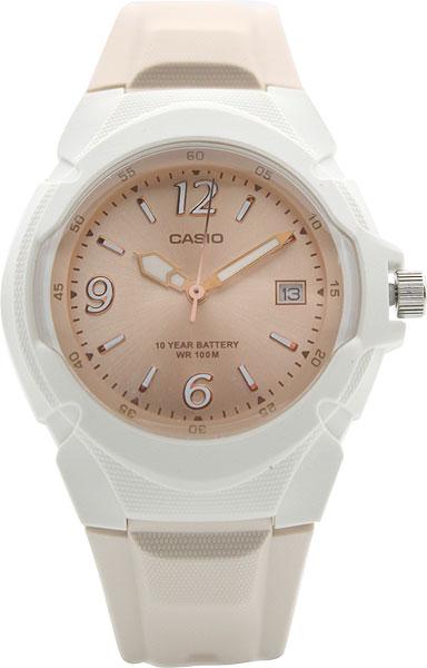 Женские часы Casio LX-610-4A женские часы casio lx 500h 4e2