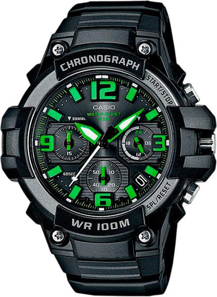 Мужские часы Casio MCW-100H-3A casio mcw 100h 3a
