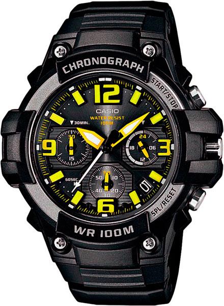 Мужские часы Casio MCW-100H-9A цена и фото