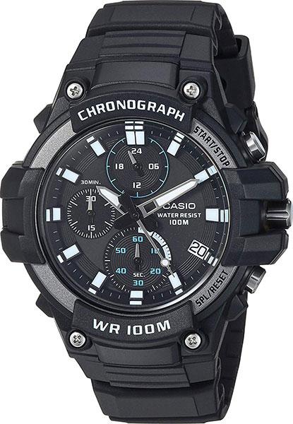цена Мужские часы Casio MCW-110H-1A онлайн в 2017 году