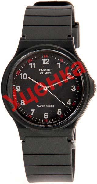Мужские часы Casio MQ-24-1B-ucenka
