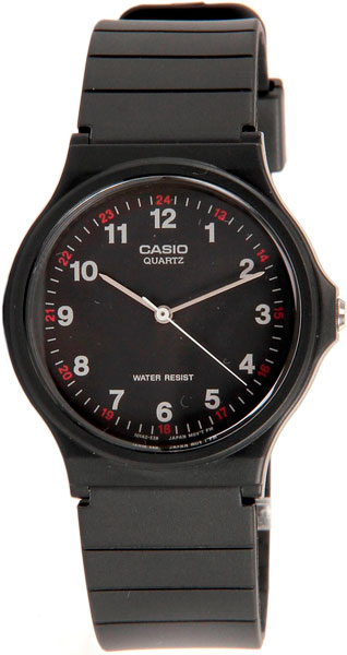 Мужские часы Casio MQ-24-1B casio casio mq 27 1b