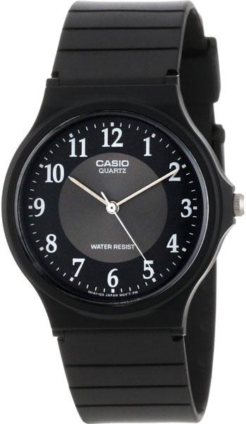 Мужские часы Casio MQ-24-1B3 casio casio mq 24 9e