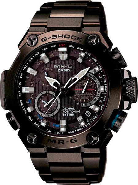 Мужские часы Casio MRG-G1000B-1A casio mrg g1000d 1a