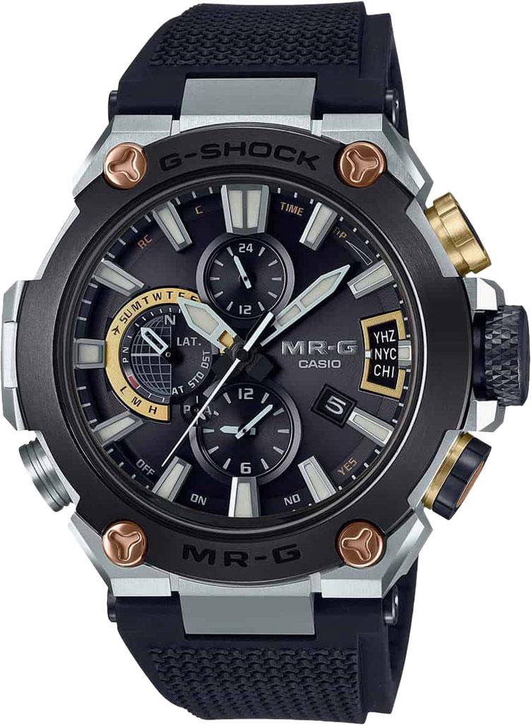 Мужские часы Casio MRG-G2000R-1A цена
