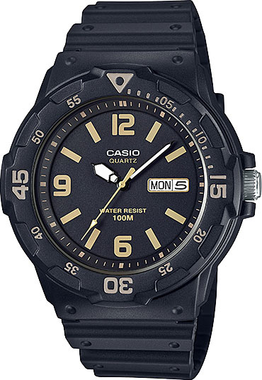 Мужские часы Casio MRW-200H-1B3 casio mrw 200h 1b3