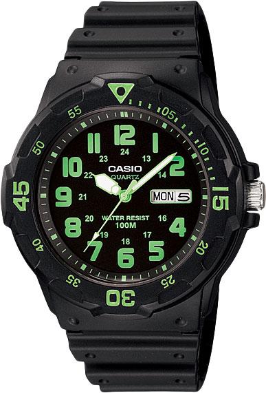 Мужские часы Casio MRW-200H-3B все цены
