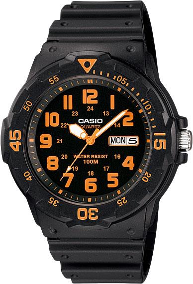 Мужские часы Casio MRW-200H-4B casio mrw 200h 4b