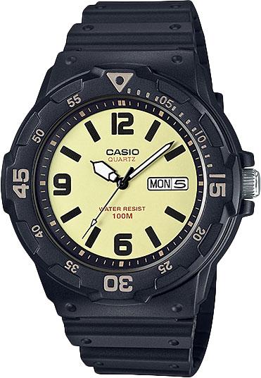 купить Мужские часы Casio MRW-200H-5B по цене 2990 рублей