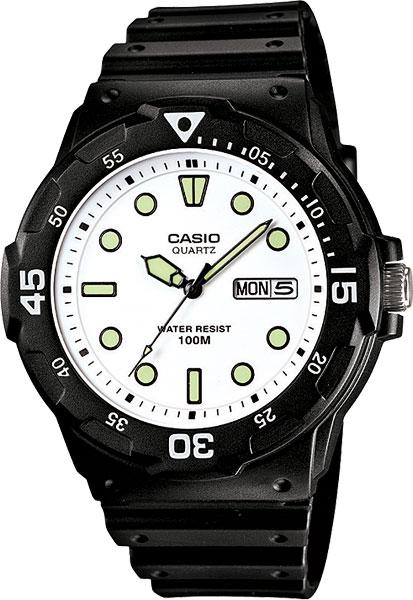 Мужские часы Casio MRW-200H-7E мужские часы casio mrw 200h 7e