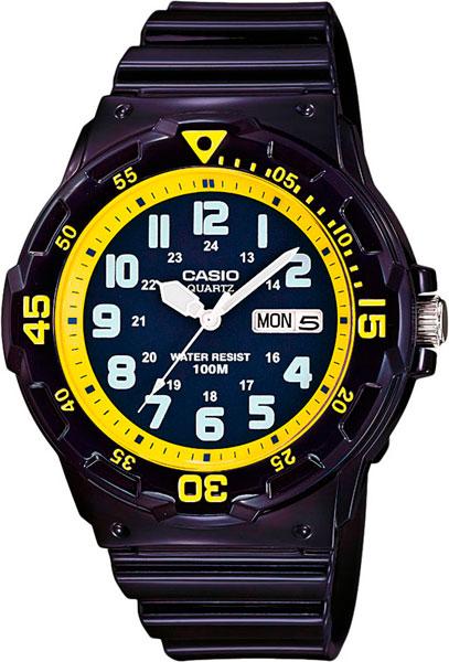 Мужские часы Casio MRW-200HC-2B casio мужские японские наручные часы casio mrw s310h 2b