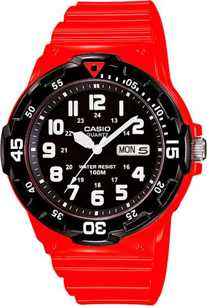 Мужские часы Casio MRW-200HC-4B цена и фото