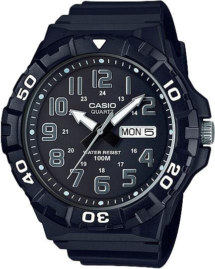 Мужские часы Casio MRW-210H-1A casio mrw 210h 7a