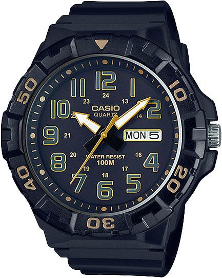 Мужские часы Casio MRW-210H-1A2 мужские часы casio mrw 210h 1a2