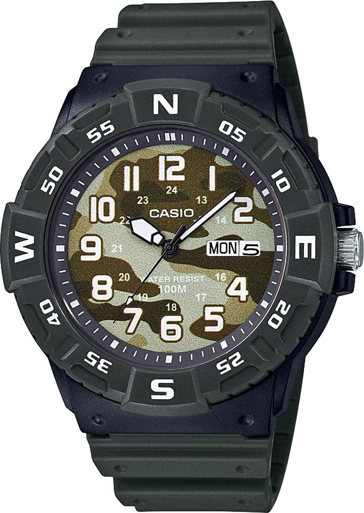 Мужские часы Casio MRW-220HCM-3BVEF