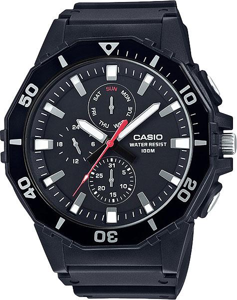 Мужские часы Casio MRW-400H-1A casio mrw 200h 4b