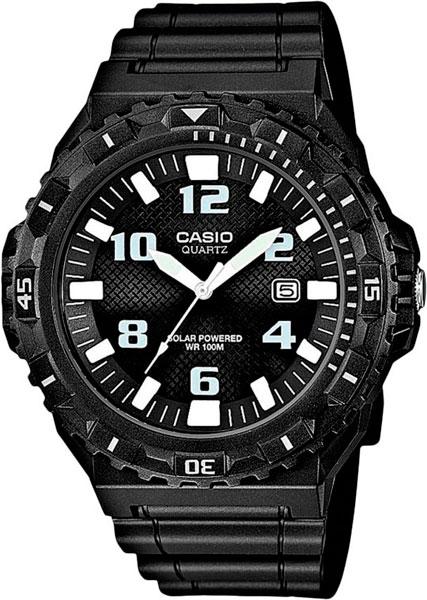Мужские часы Casio MRW-S300H-1B casio mrw s300h 4b