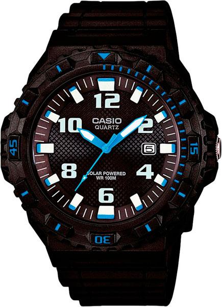 Мужские часы Casio MRW-S300H-1B2 часы наручные casio часы casio mrw s300h 4b