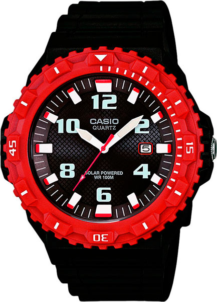 Мужские часы Casio MRW-S300H-4B casio mrw s300h 4b