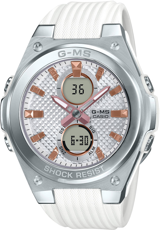 цена на Женские часы Casio MSG-C100-7AER