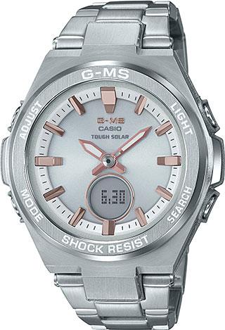 цена на Женские часы Casio MSG-S200D-7A