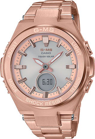 цена на Женские часы Casio MSG-S200DG-4A