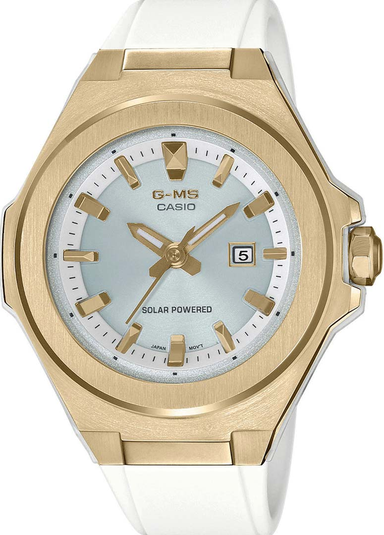 Женские часы Casio MSG-S500G-7AER женские часы casio lth 1060l 7a