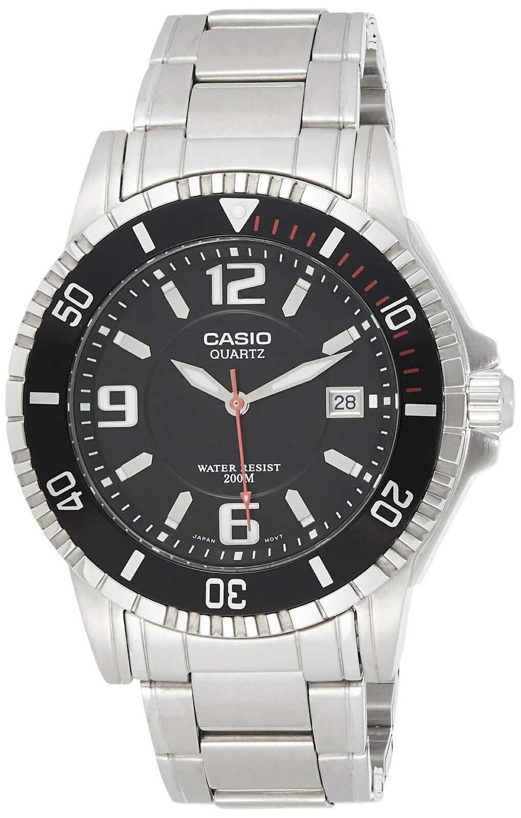 Мужские часы Casio MTD-1053D-1A все цены
