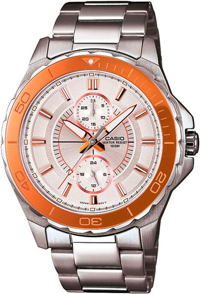 Мужские часы Casio MTD-1077D-7A casio mtd 1075d 7a