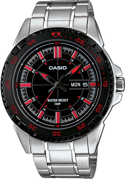 Мужские часы Casio MTD-1078D-1A1 все цены