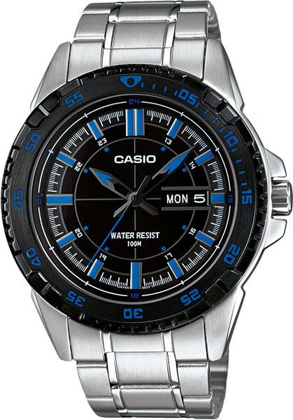 Мужские часы Casio MTD-1078D-1A2 casio casio mtd 1070d 1a2