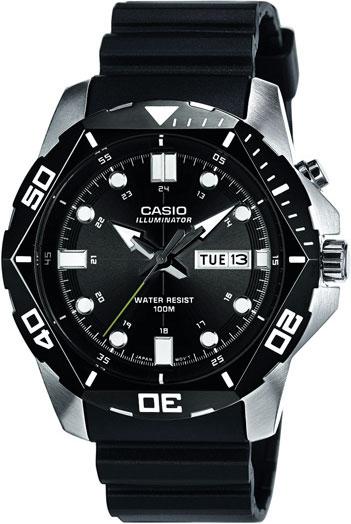 Мужские часы Casio MTD-1080-1A хрен столовый каждый день 140г