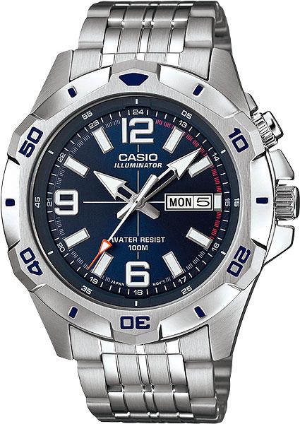 Мужские часы Casio MTD-1082D-2A наручные часы casio mtd 1082d 2a