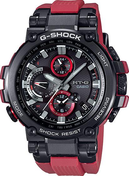 Мужские часы Casio MTG-B1000B-1A4