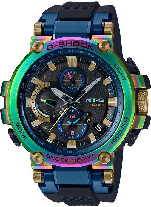 Мужские часы Casio MTG-B1000RB-2AER casio mtg s1000d 1ajf