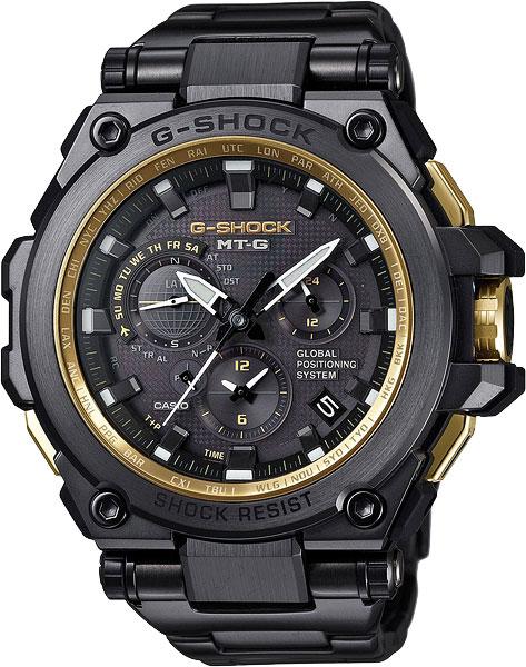 Мужские часы Casio MTG-G1000GB-1A толстовка lacoste sh8600 mtg 2015 sh8600 mtg i1